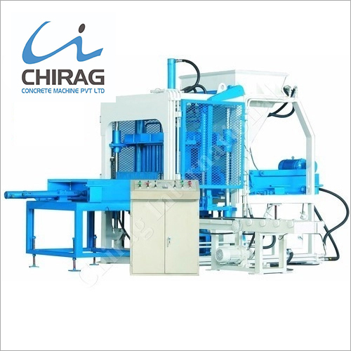 Multi-Function Paving Block Making Machine