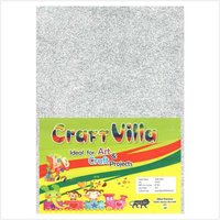 Craft Villa A4 Self Adhesive Eva Foam Glitter Sheet