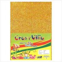 Craft Villa A4 Self Adhesive Eva Foam Glitter Sheet