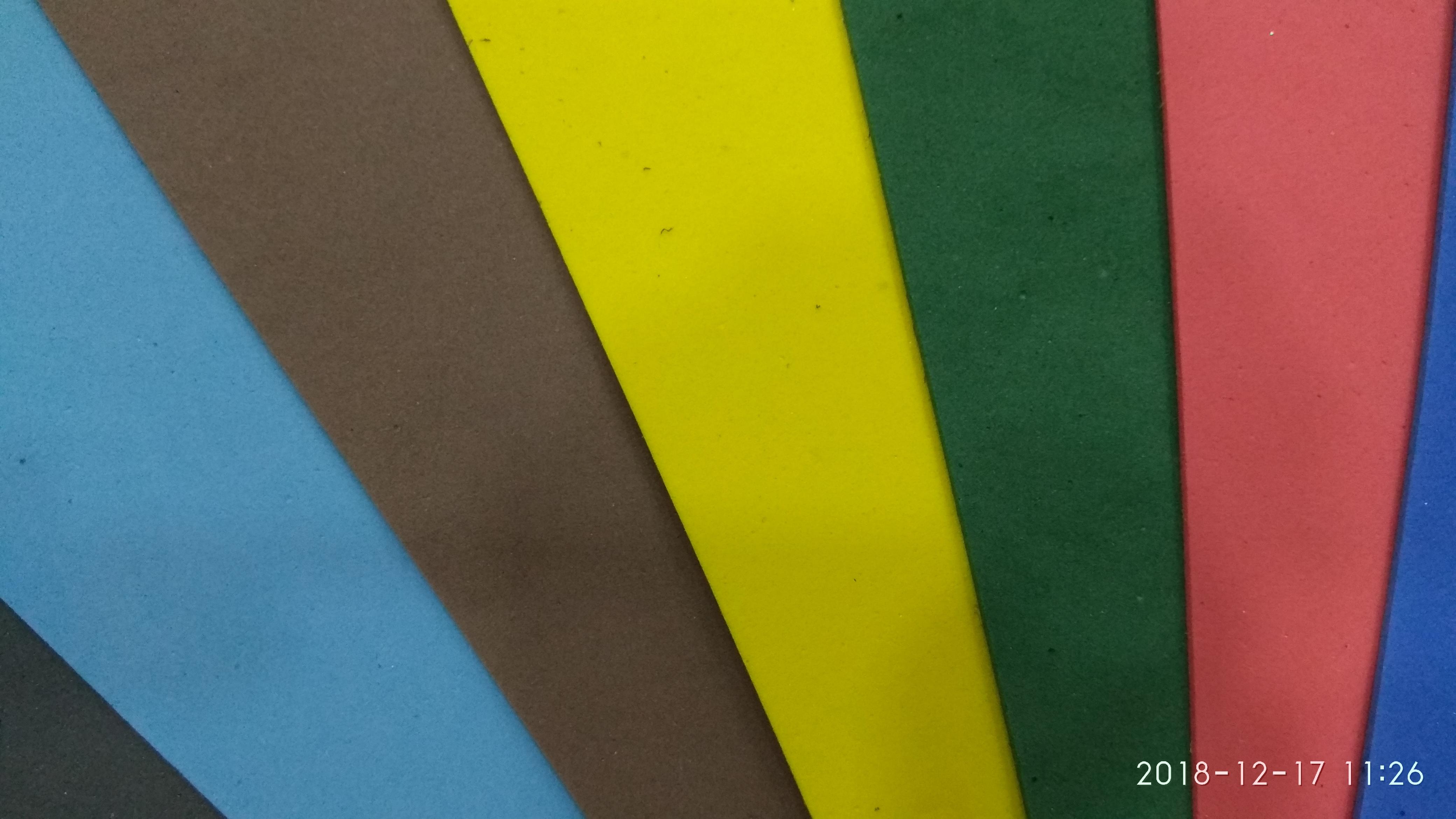 Craft Villa Plain Eva Foam Sheet