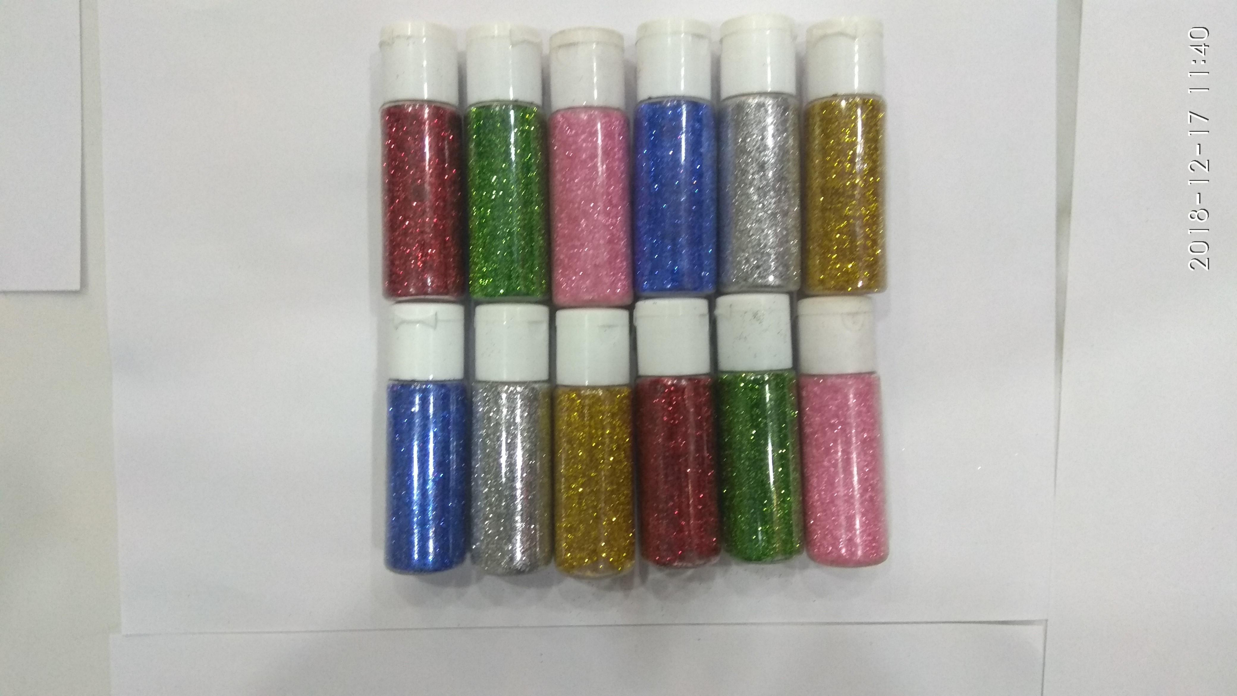 Craft Villa Glitter Dust Box