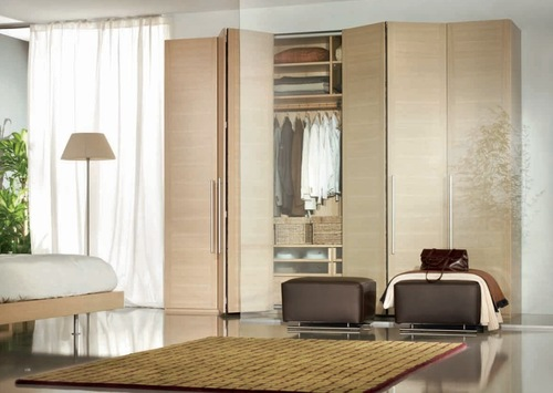 Folding Door Modular Wardrobes.