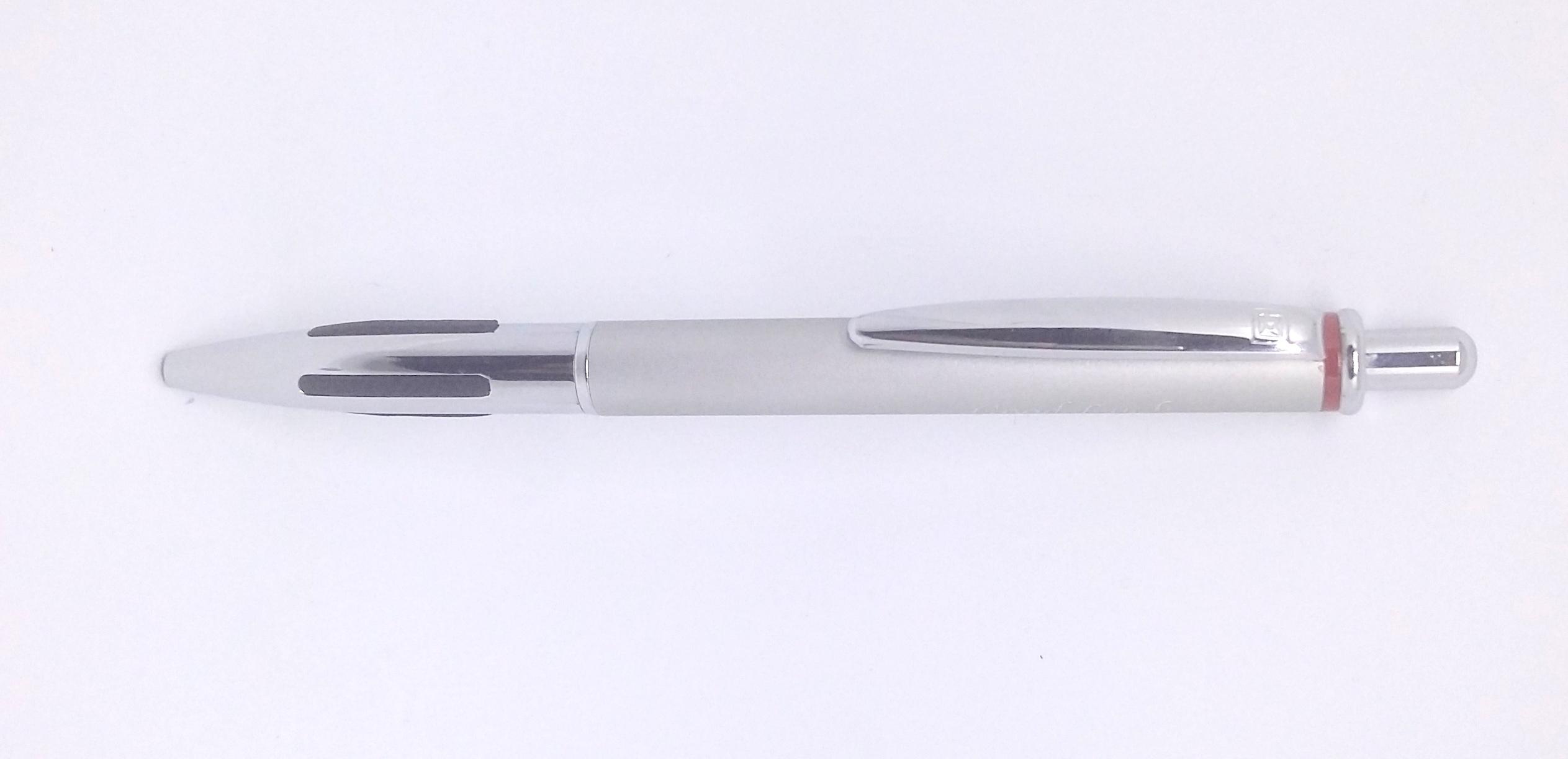 Rubista Metal Ball Pen