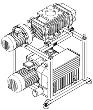 Lobe Pump CBL 305/1500