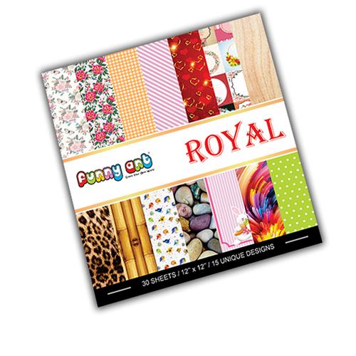 Craft Villa Royal Craft Book