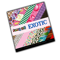 Craft Villa EXOTIC Craft Book