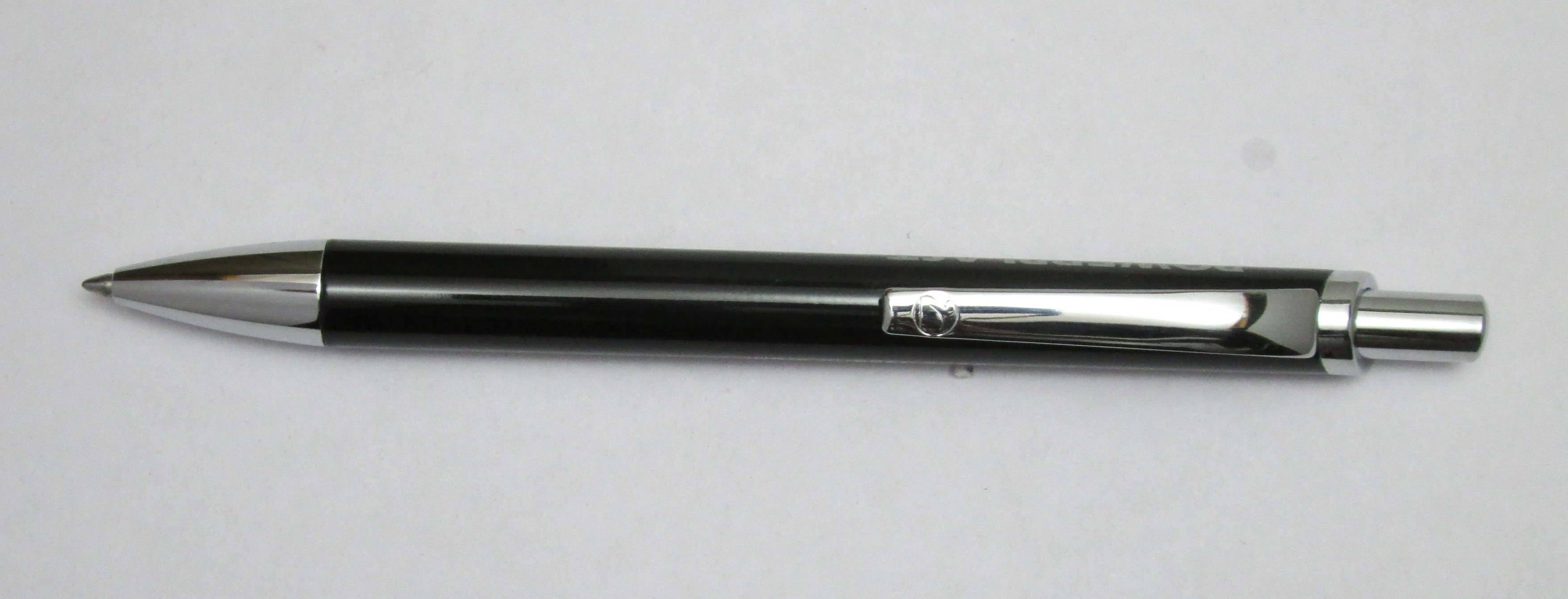 Rocket Black Ball Pen