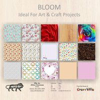Craft Villa Bloom Craft Book
