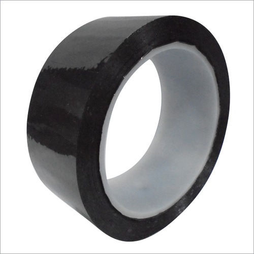 Black Polyester Tape
