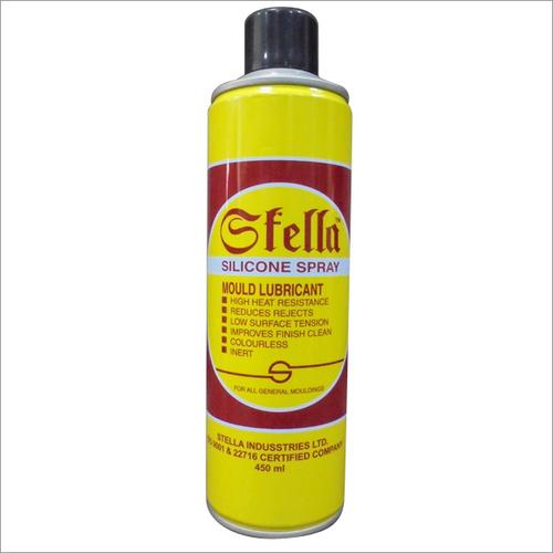 Stella Silicone Spray Mould Lubricant
