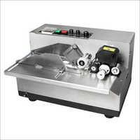 Dry Ink Batch Coding Machine