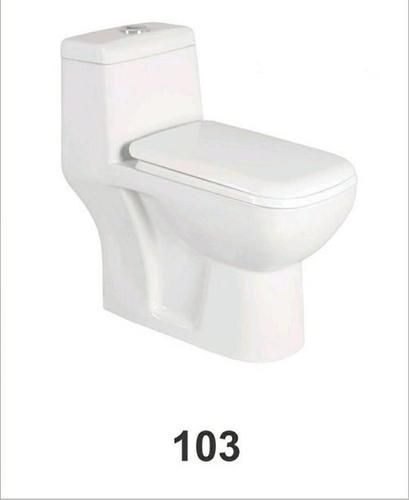 Single Piece Water Closet