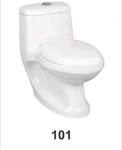one Piece Toilet Round
