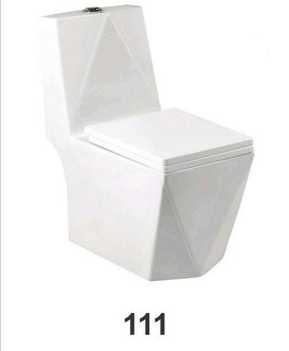 Modern One Piece Toilet