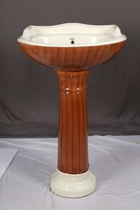 Wooden Wash Basin