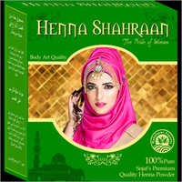 Herbal Henna Shahraan