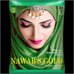 Nawabs Gold Bridal Henna
