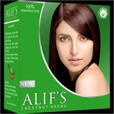 Alif Chestnut Henna