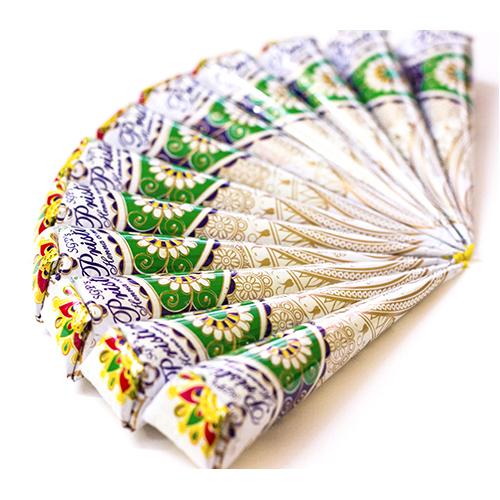 Pristine Henna Cones