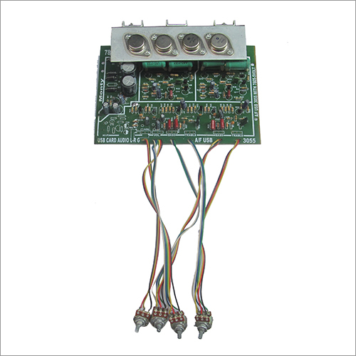Stereo Amplifier Kit