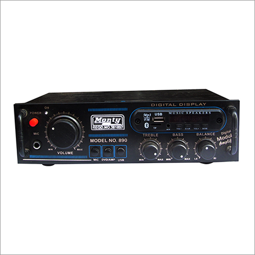 4440 Audio Amplifier Mic