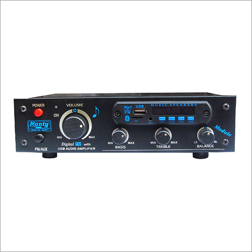 4440 Stereo Amplifier