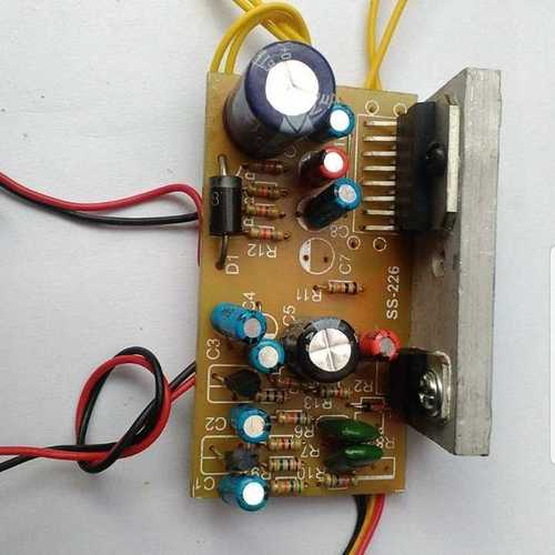 7297 Single IC Audio Amplifier Board