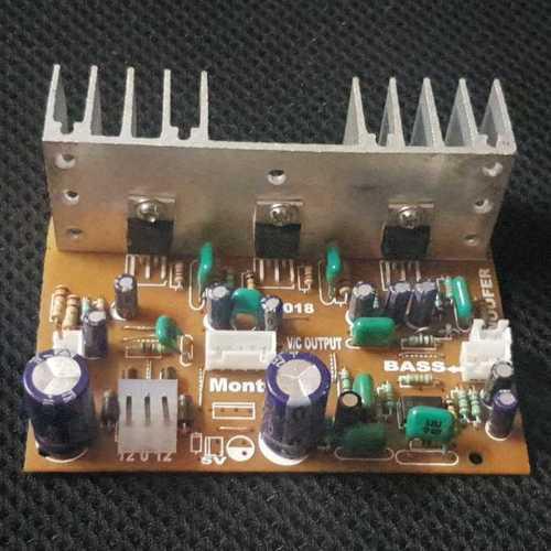 2.1 Home Theatre 2030 Audio Board/kit