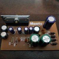 6283 Single Audio Board