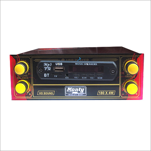 4 IC Car Mp3 Player