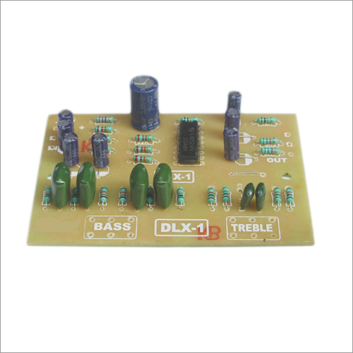 Lm324 Ic Bass Treble Kit