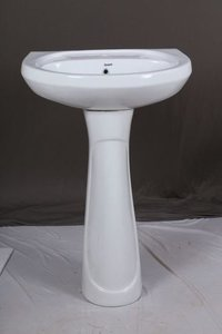 White Repose Wash Basin