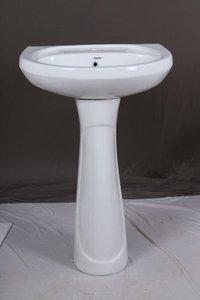 White Repose Wash Basin