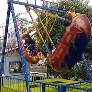 Amusement Park Kids Columbus Ride