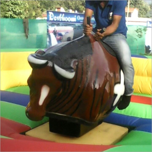 Amusement Park Inflatable Bull Ride