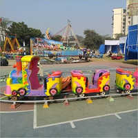 Kids Amusement Park Train Ride