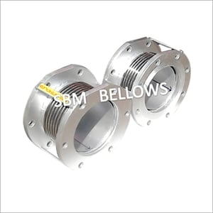 Floating Flanges Exhaust Bellow