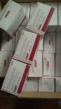 MMF Mycophenolate mofetil 500mg Tablet