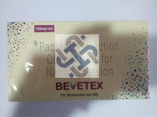 Bevetex Paclitaxel 100mg Injection
