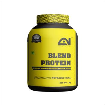 Protein Nutraceutical Supplement Powder