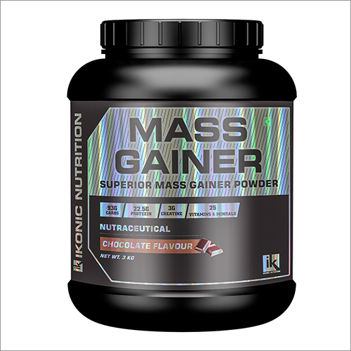 Chocolate Flavour Mass Gainer Powder