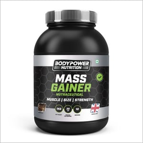 Lean Mass Gainers Powder