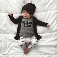 Baby Boy Black Dress