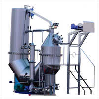 U Tube Jet Dyeing Machine