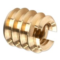 Brass Wood Fastening Insert