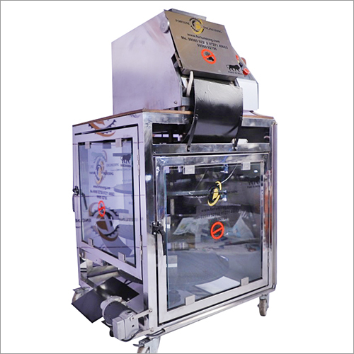 Automatic Roti Making Machine