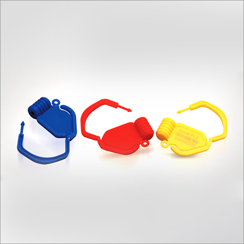 Plastic and Steel Padlock Security Seals