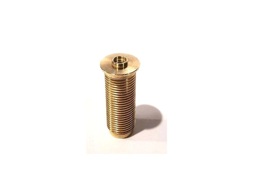 Brass Threaded Screw Insert (wooden fastening)