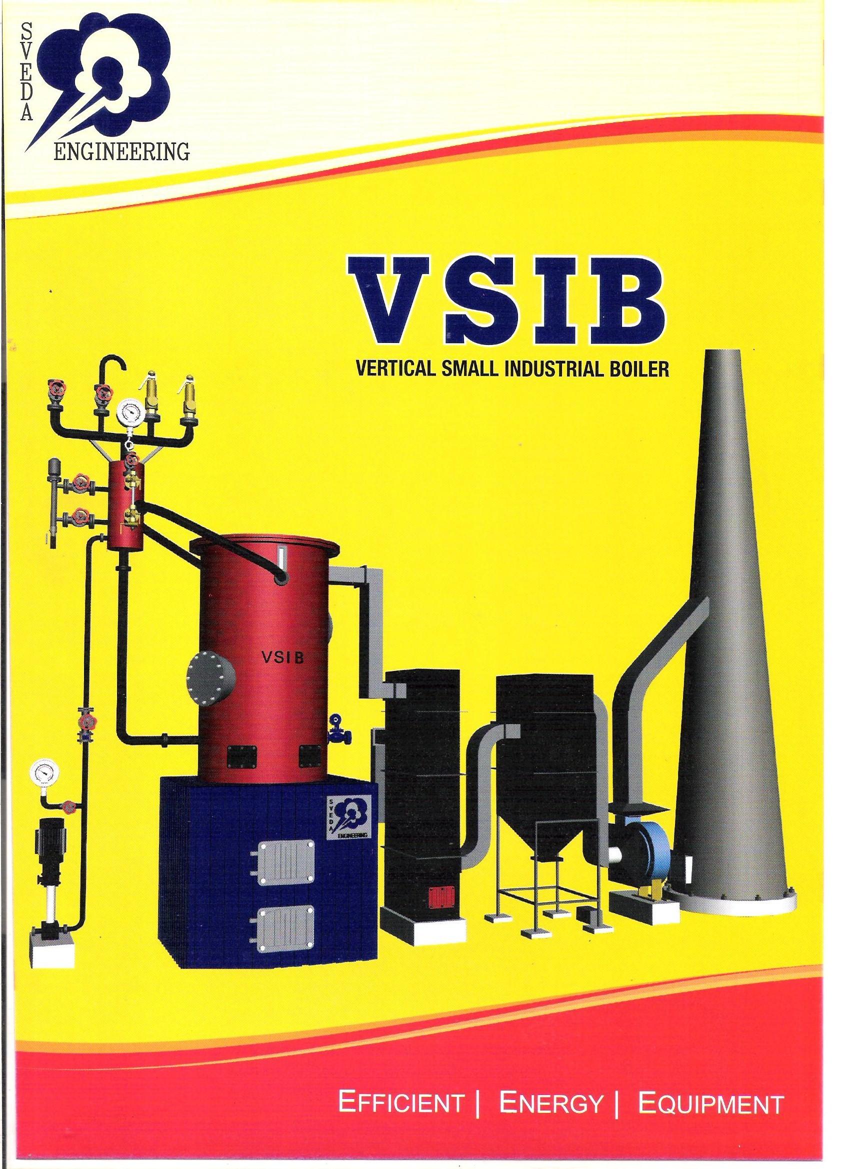 Vertical SIB Steam Boiler