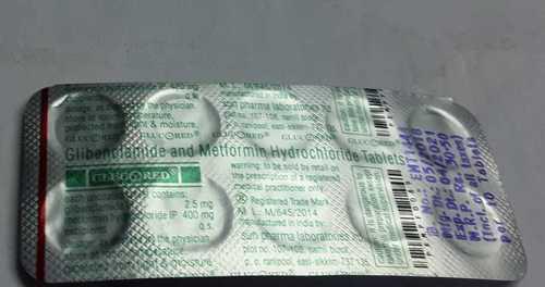 Glibenclamide Metformin Hydrocloride Tablets